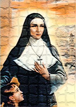 Biografía de la Madre Benita