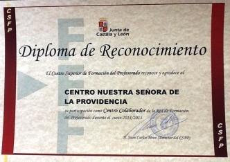 Diploma FORMACIÓN