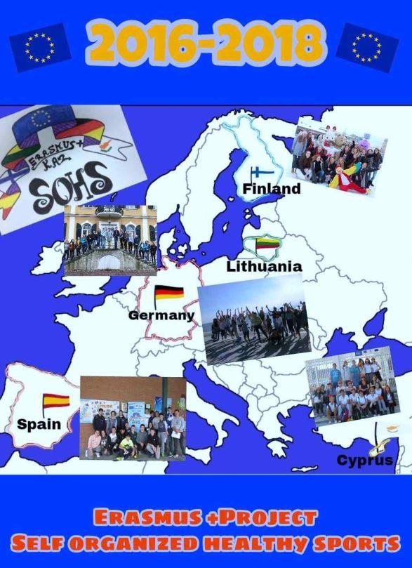 Revista Erasmus+ SOHS